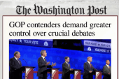 Campaigns meet without RNC over debates