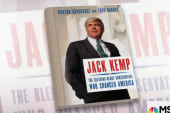 Book looks at how Kemp changed America