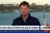 Report: Two anti-ISIS activists killed