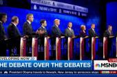 The debate over debates