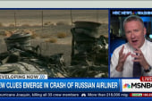 Searching for answers in Russian plane crash