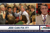 Jeb Bush ridiculed for his 'fix it' slogan?