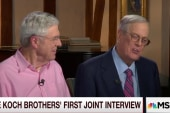 Koch Bros. on running for office, foreign...