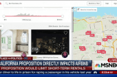 San Francisco proposition impacts Airbnb