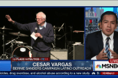 Sanders campaign hires new Latino strategists
