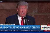 Trump: Hillary got softball debate questions