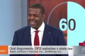 Oral Arguments: Johnson v FanDuel, DraftKings
