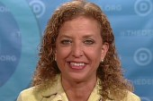 DNC chair on state of Democratic field