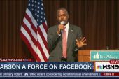 Ben Carson Grabs Lead in New Poll