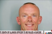 Death of Ill. officer to be ruled suicide:...