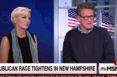 Joe: Where is Ted Cruz's post-debate bump?