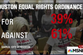 Equal Rights Ordinance fails in Houston