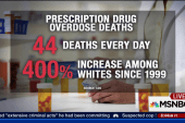 Drug deaths become top campaign issue