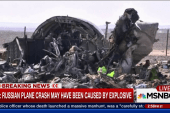 Bomb could be factor in Russian Plane crash