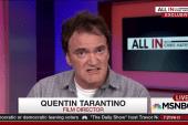 Quentin Tarantino responds to controversy