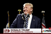 Trump: I always thought it would be Jeb