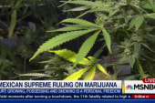 New marijuana ruling in Mexico