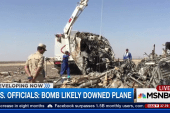 Did ISIS bomb take down Russian jetliner?