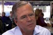 Jeb Bush gets candid with MSNBC