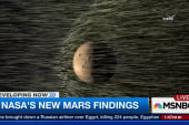 Was Mars once like the Earth?