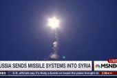 Russia Deploys Missile Systems in Syria