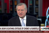 Meacham: Bush knew exactly what he was saying