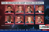 Candidates snubbed in fourth GOP debate...