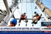 Apprenticeships offer debt-free job training