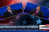 Christie and Huckabee shut out of next GOP...