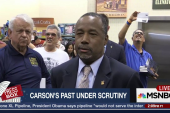 Ben Carson Facing Scrutiny