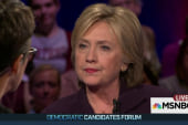 Clinton addresses South-specific problems