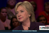 Clinton: SC school incident 'appalling'