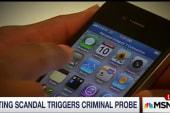 Nude photo scandal triggers criminal...