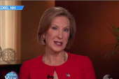Fiorina returns to 'The View' amid...
