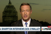 Martin O'Malley on the path to the nomination