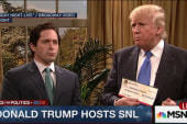 Trump hosts a 'safe' Saturday Night Live