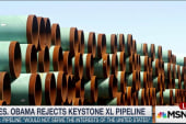 Environmentalists hail Keystone rejection