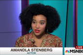 Amandla Stenberg on new comic book series