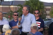 Can Jeb Bush pick up the slack for Tuesday...