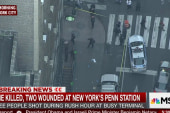 One killed, two wounded in NYC shooting