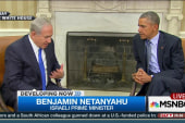 Civil meeting for Obama and Netanyahu