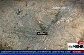 Did shooter in Jordan target Americans?