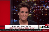 Rachel Maddow on the Democratic Forum