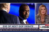 Trump: Carson has a 'pathological disease'