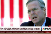 Joe: Will Jeb stand and deliver tonight?