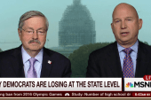 Dem, GOP governors talk 2016 and education