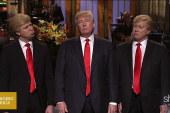 Donald Trump SNL episode fails to reach...