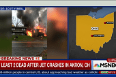 Fatal jet crash in Akron, Ohio