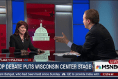 GOP Debate Puts Wisconsin Center Stage