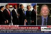 Immigration takes spotlight at 4th GOP debate